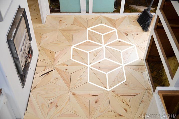DIYGeometricWoodFloorCubesvintagerevivals.com28copy.jpg