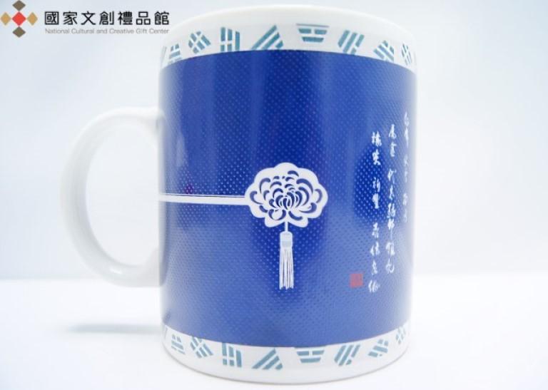 聖獸馬克杯-白虎