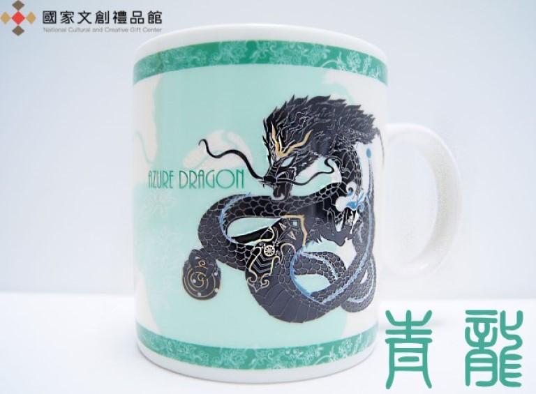 聖獸馬克杯-青龍