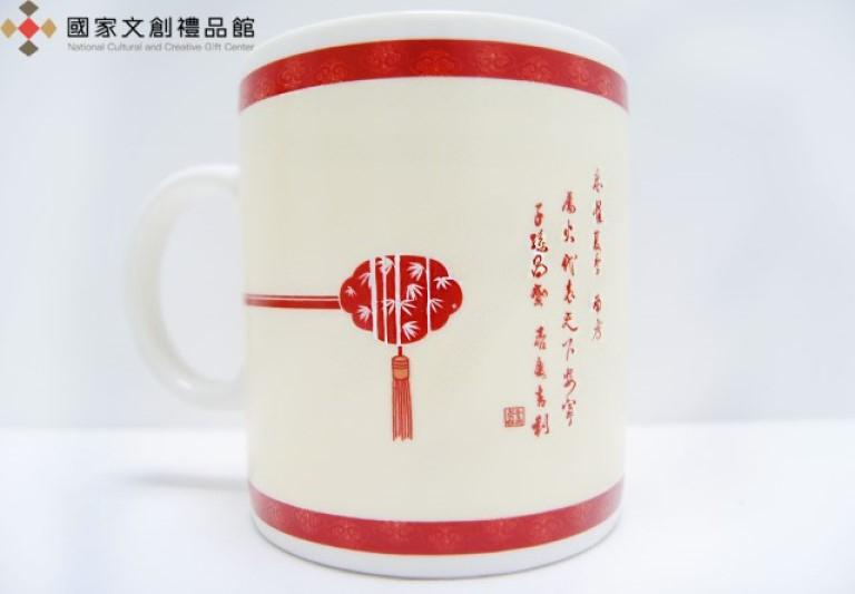 聖獸馬克杯-朱雀