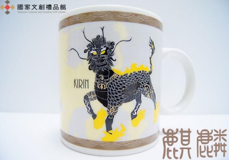 聖獸馬克杯-麒麟