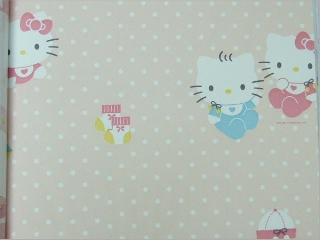 Hello Kitty 壁紙、卡通壁紙