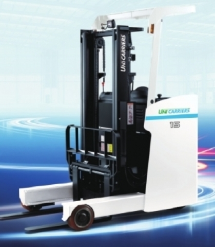 UNICARRIERS 立式電動堆高機