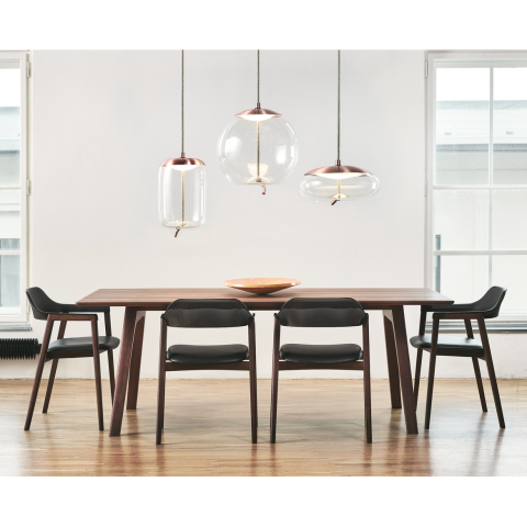 CONDE HOUSE-TEN DINING Solid Wood Table