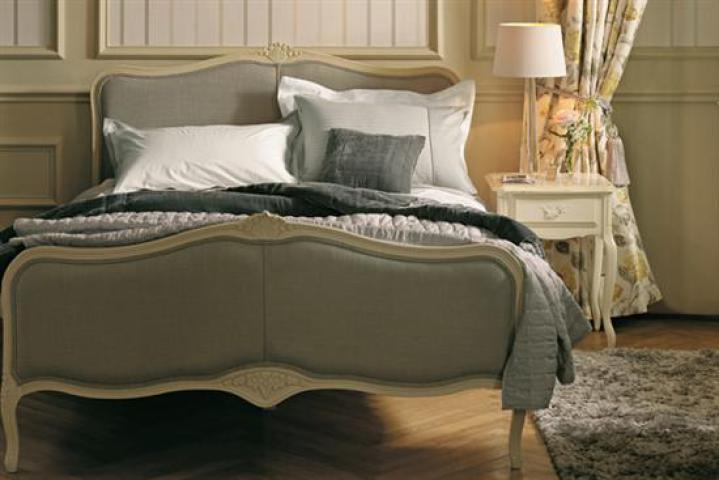 Provencale king 5´ bed frame